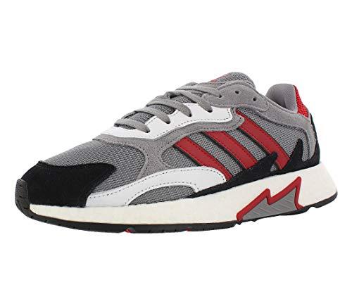 adidas Mens Tresc Run Casual Sneakers, Grey, 11.5