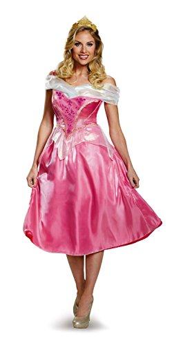 Aurora Doornroosje deluxe Kostuum voor vrouw