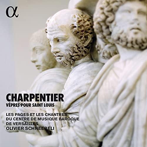 Olivier Schneebeli & Les Pages & les Chantres du Centre de musique baroque de Versailles
