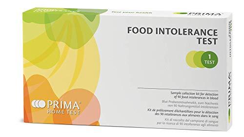 PRIMA Home Test - Test Intolleranze Alimentari (120 Alimenti - 15 Additivi)