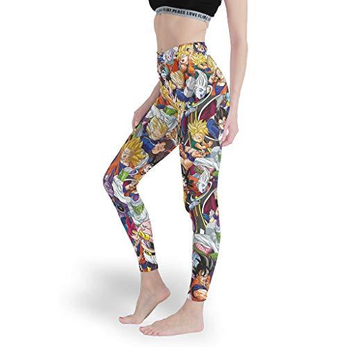 DOGCATPIG Pantalones deportivos Pantalones cortos de legging elegantes para correr blanco xs