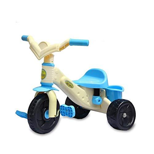 YWSZJ Bambini Equilibrio Giocattolo Bicicletta Triciclo Bambini Bicicletta Giocattolo Bambini Bicicletta 1-3 Anni (Color : A)