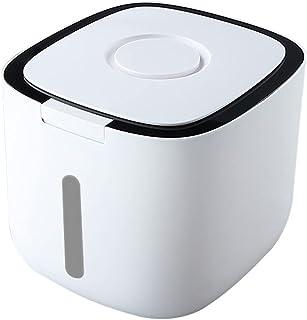 WINBST Récipient de rangement pour riz - 5 l - Pour la cuisine - Résistant à l'humidité - Étanche - Pour le riz, les céréa...