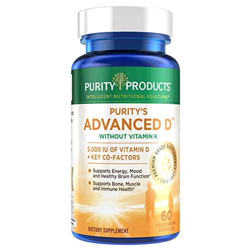 Dr. Cannell's Advanced D (without Vitamin K) |...