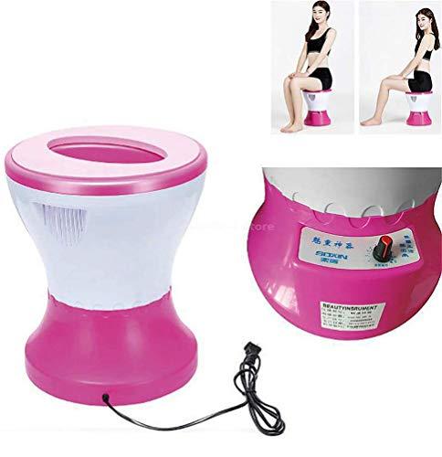 Tragbarer Yoni-Dampfsitz, Vaginalpflege-Begasungsinstrument Sitzendes Begasungsinstrument Frauen Persönliche gesunde Pflege Yoni Vaginaldampfer-Stuhl, Gynäkologischer reproduktiver Mutterleib