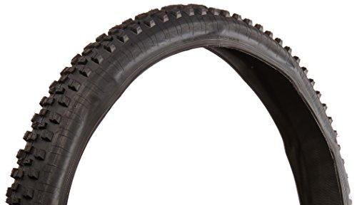 Vredestein 2.35 Bobcat TLR Folding Tire, Black, 26-Inch