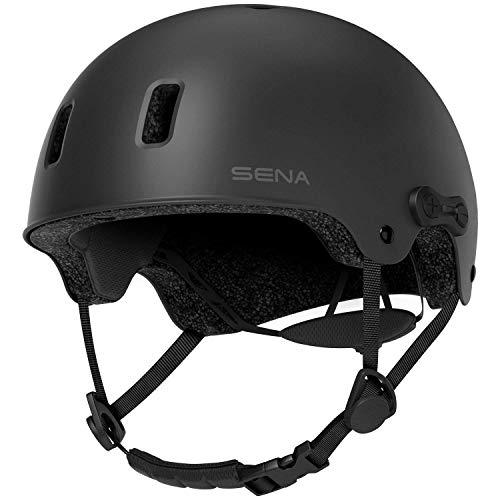 Sena Adult RUMBA-MB00L Rumba Multi-Sport Bluetooth-Helm, Matte Black, L