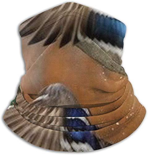 Sdltkhy Herzförmige amerikanische Flagge Baby Mütze Hut Kleinkind Winter warm gestrickt Wolle Uhrenkappe für Kinder