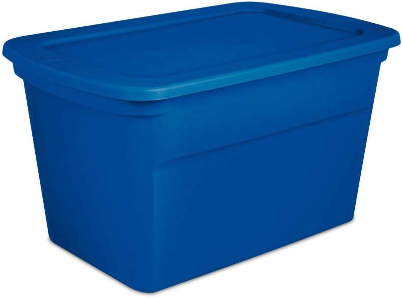 Sterilite All items free shipping 30 Gallon Plastic Stackable Storage Container Tote Box Max 76% OFF