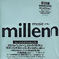 Music of the Millenium by Various Artists (2000-11-29)