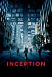 Inception – Leonardo Dicaprio – Film Poster Plakat