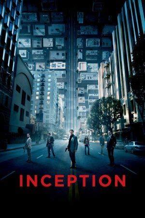 Inception – Leonardo Dicaprio – Film Poster Plakat Drucken Bild – 43.2 x 60.7cm Größe Grösse Filmplakat