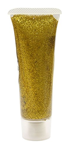 Eulenspiegel Classic Gold 907078 Effekt Glitzergel, 18 ml