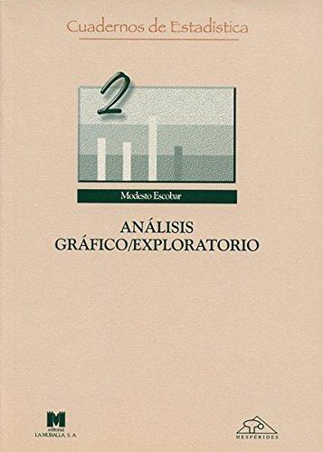 Análisis gráfico exploratorio (Cuadernos de estadística)