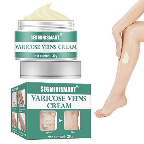 Varicose Veins Cream,Varicose Cream, Varicose Vein & Soothing Leg Cream, Improves the Appearance of Leg, Relieves Varicose Vein Discomfort, Pain, Strain