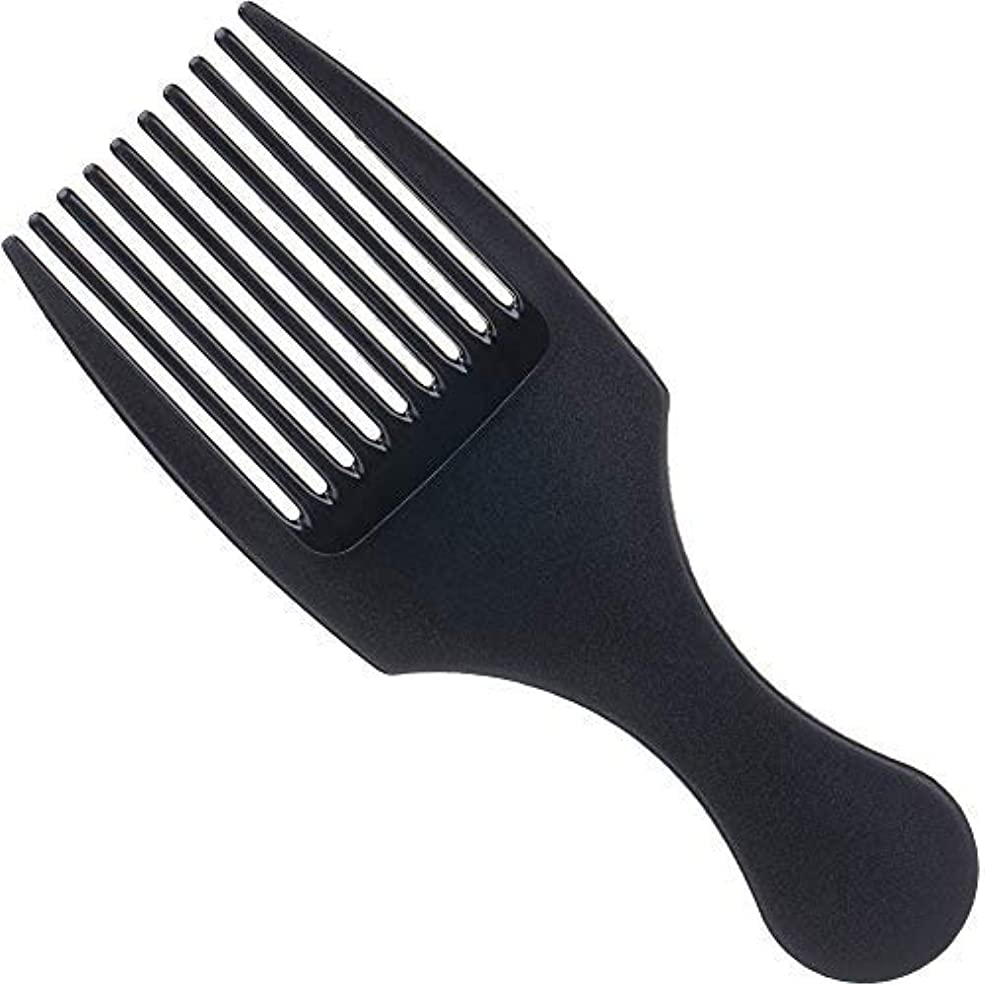 シェーバー等完全にHair Pick for Natural Hair Styles Afro Comb Picks Hair Brush Hair Styling Tool Pik for Volume & Tangles [並行輸入品]