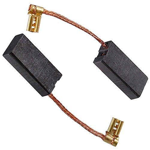 Kohlebürsten für Hilti TE804, TE805, TP800, TP804, TE 804, TE 805, TP 800, TP