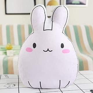 VKISI Hot 1Pc 40Cm Cartoon Animal Stuffed Pillow Cute Soft Rabbit Polar Bear Cat Plush Toys for Kids Cushion Must Have Tools Gift Basket Childrens Favourites Superhero Stickers