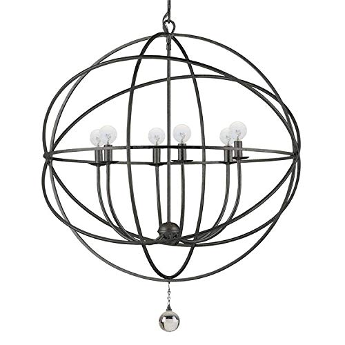 Abstract Sphere Chandelier Pendant