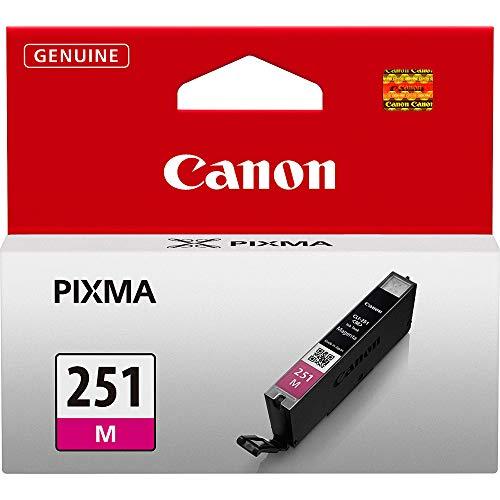 Canon Genuine CLI-251 Magenta Ink Tank