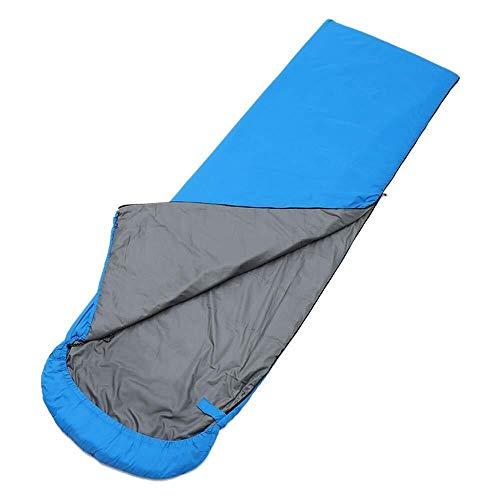 Sac de couchage Lumière Trois Quarts imperméable est Lavable en Machine de Camping en Plein air for Explorer à Pied, Couleur: 1 (Color : 1)