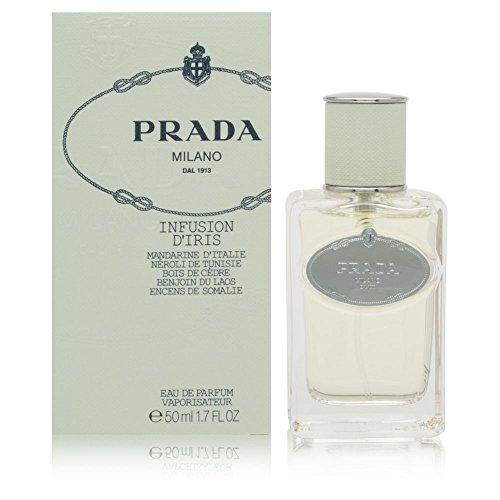 Prada Infusion D'Iris femme / woman, Eau de Parfum, Vaporisateur / Spray 50 ml, 1er Pack (1 x 50 ml)