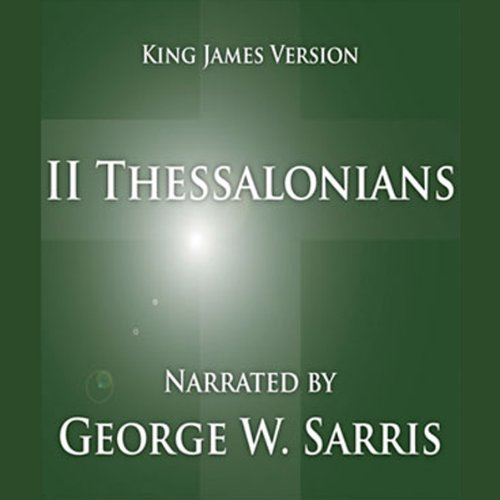 The Holy Bible - KJV: 2 Thessalonians audiobook cover art