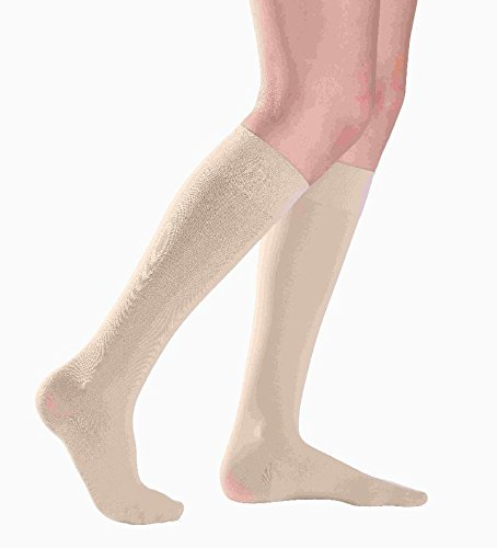 Sigvaris medias de compresión sigvaris magia 2 AD rodilla calcetines altos long one Size Marrón marrón Talla:large