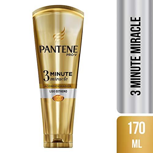 Condicionador Pantene 3 Minutos Milagrosos Liso Extremo, 170 ml