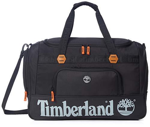 Timberland 22' Wheeled Duffle, Jet Black