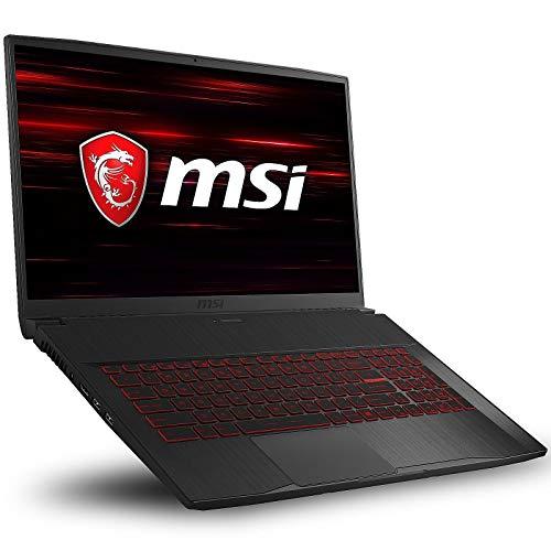 MSI GF75 Thin10SCXR-282FR i7-10750H/17.3'/2X8G/256G+1TB/1650/W10*9553 2.6GHz i7-10750H 17.3' 2X8G/256G+1TB/1650/W10*9553 15.6' 1366 x 768pixels White