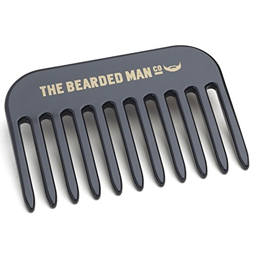 003 - The Bearded Man Company Gents Beard Pick Comb by The Bearded Man