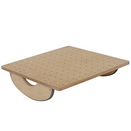 pedalo® PT-Wippbrett 60 I Gleichgewichtstrainer I Balance Board I Koordination I Therapie-Wippe I Reha I Physio (Höhe: 16 cm)