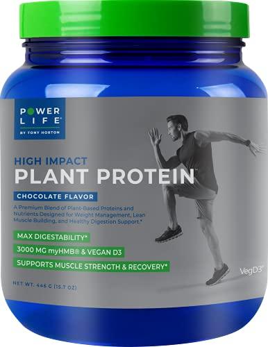 Tony Horton PowerLife® High Impact Plant Protein...