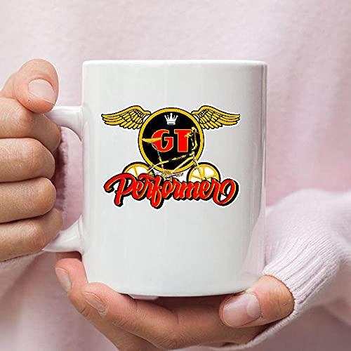 Gt BMX Decal White Ceramic Printed Coffee Mug Tea Mug For Fan -  STINOMOTE