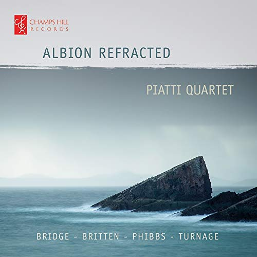Albion Refracted / Piatti Quartet