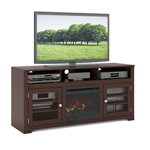 Sonax West Lake Stained wood Fireplace Bench