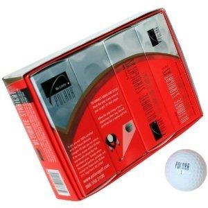 Polara Ultimate Straight Xs 3-piece Golf Ball (2 Dozen)