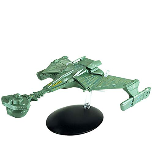Filmwelt Shop Klingon Attack Cruiser (Kinofilm Star Trek) Eaglemoss Collection Modell - Star Trek die Offizielle Sammlung