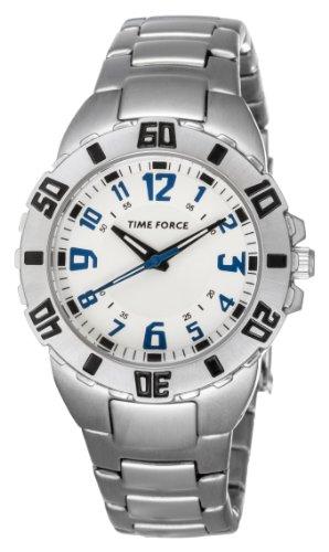 Time Force Reloj de Cuarzo TF3186B02M 35 mm