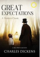 Great Expectations (Annotated, Large Print) (Sastrugi Press Classics)