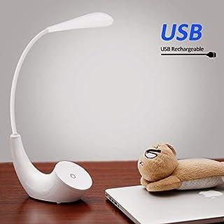 Lámpara Escritorio LED, EECOO Lámpara de Mesa USB