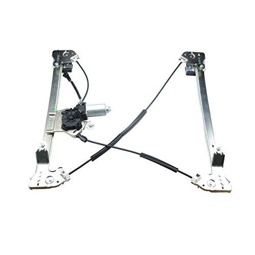 A-Premium Power Window Regulator and Motor Assembly Replacement for Ford F-150 2004-2008 (Extended Cab Only) Front Left Driver Side 741-430 4L3Z1823201BA