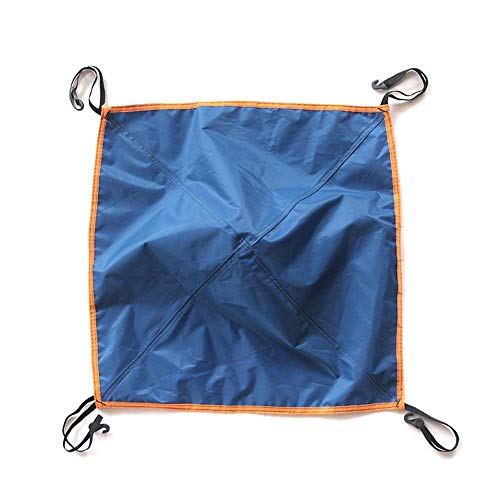 Cool Ring Tent Tarp 3-4 People Automatic Tent Top Cover Cloth Rainproof Top Cover Sunscreen Camping Product
