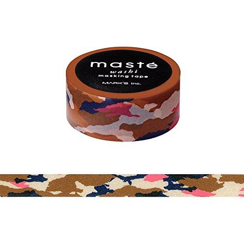 Maste Camel Camouflage Washi Tape