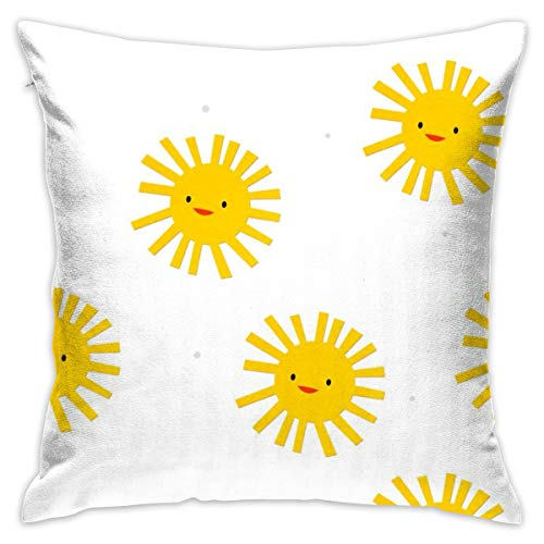 Mabell Beautifully Decorated Home Rise Up Sun Throw Pillow Case 18X18 Inches