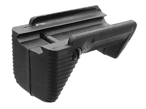 BEGADI Airsoft/Softair Hand Stopper Frontgriff, aus Kunststoff, passend für 20mm Weaverschienen