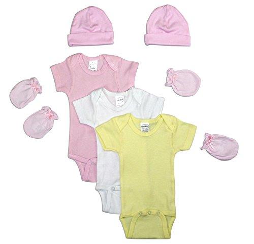 Bambini - Juego de regalo para recién nacidos, 7 piezas, para recién nacidos