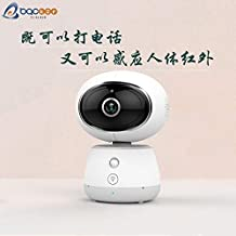 Surveillance Recorder Wireless WiFi Phone Remote Baby Home Private Model Head-Shaking Machine Camera Security Surveillance...