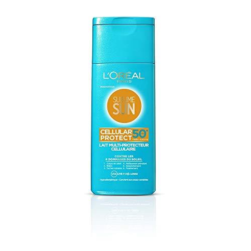 L'Oréal Paris Lait Protection Solaire anti-age Protect FPS 50 200 ML
